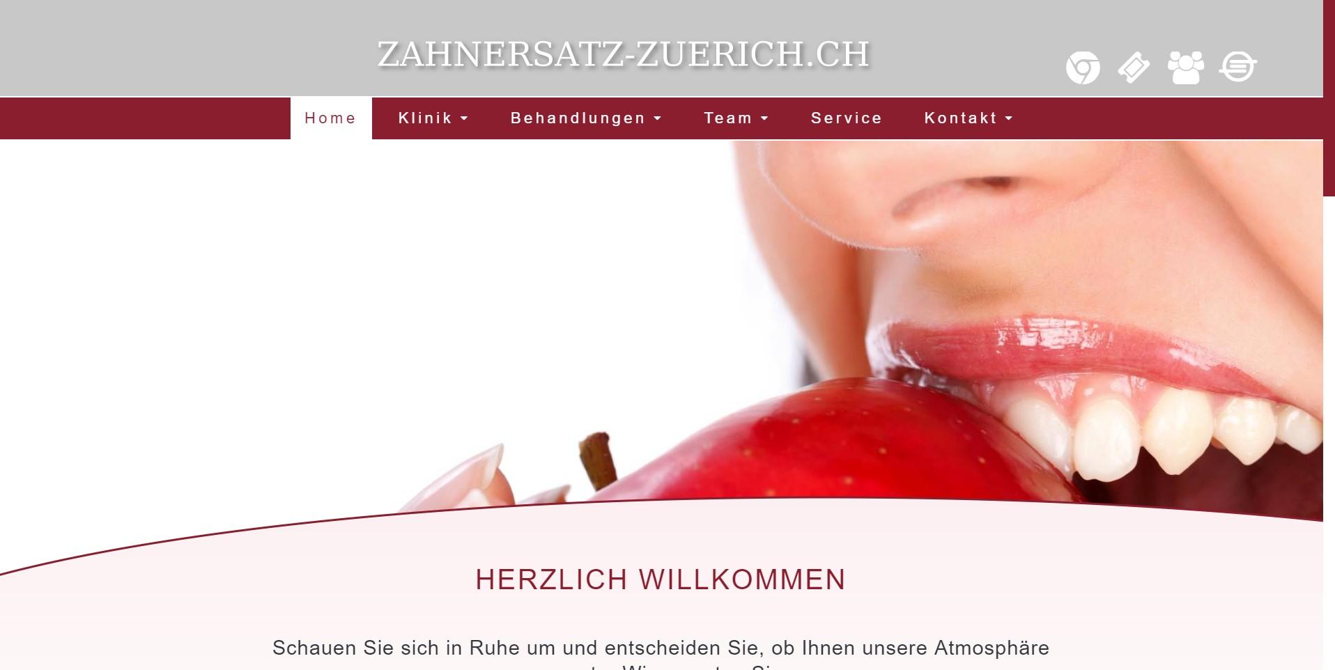 Zahnersatz-Zuerich.ch