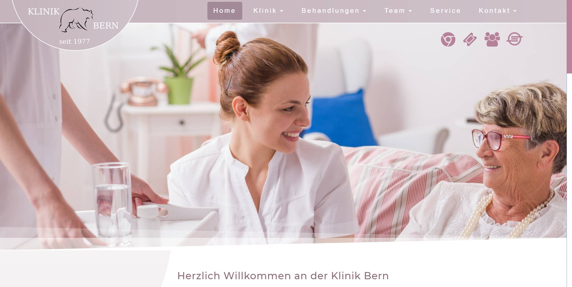 Klinik-Bern.ch