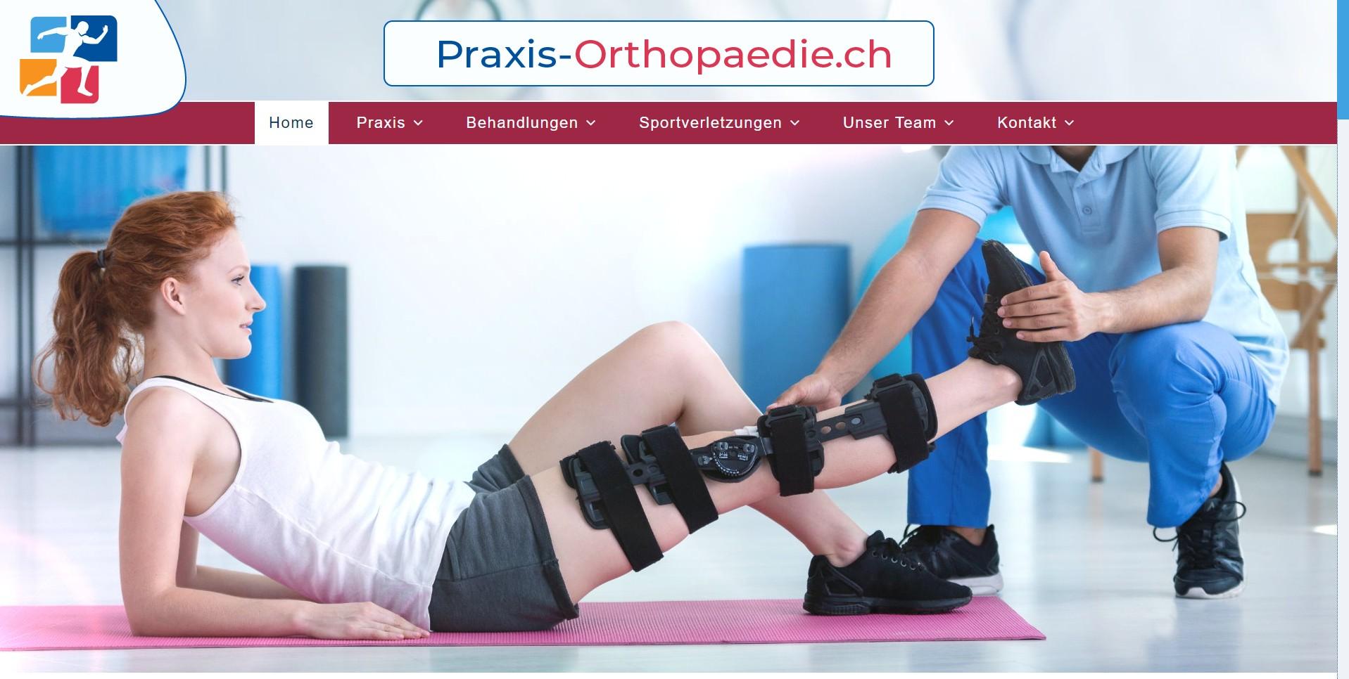 Praxis-Orthopaedie.ch