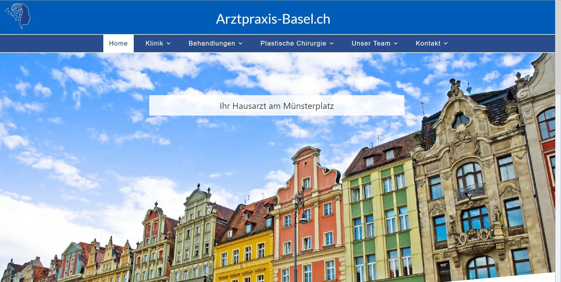 Arztpraxis-Basel.ch