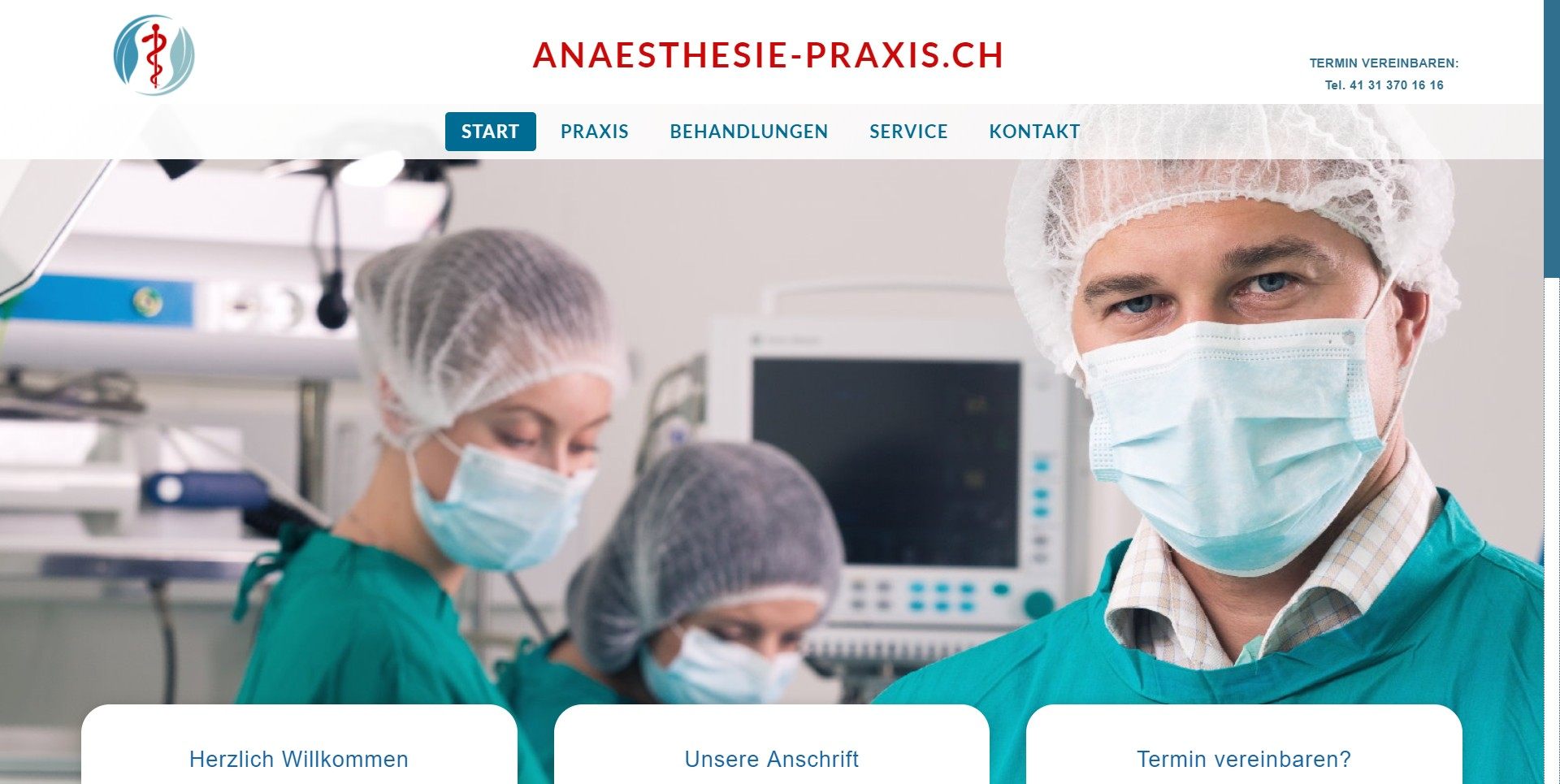 Anaesthesie-Praxis.ch